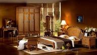 """Комплект мебели для спальни """"Ницца"""" за 74600.0 руб"""