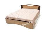 Мебель для спальни Елена-2 кровать с профилем за 6920.0 руб