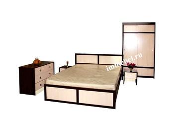 Спальни Спальня Елена-4 за 20 100 руб