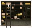 Шкаф библиотечный Cabana с дверцами