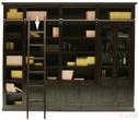 Шкаф библиотечный Cabana с дверцами за 66000.0 руб