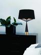 Светильник настольный Glanz T1, черный за 4700.0 руб