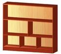 Корпусная мебель Стеллаж для игрушек за 2185.0 руб