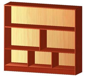 Корпусная мебель Стеллаж для игрушек за 2 185 руб