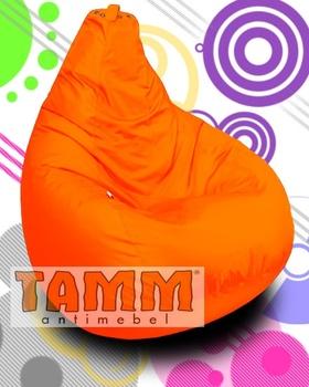 """Бескаркасная мебель BeanBag """"Orange"""" за 2 799 руб"""