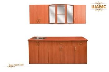 Кухонные гарнитуры Кухня ЛДСП 1800 за 14 710 руб