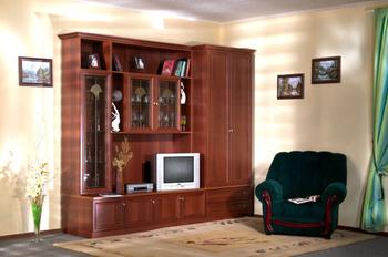 Гостиные Стенка для гостинной Еkaterina-33 за 81 600 руб