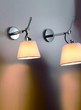 Светильник настенный Kranich W1, белый, серебристый мет. за 3800.0 руб
