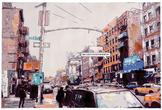 Картина NY Eastvillage 80x120см за 7900.0 руб