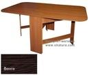 Столы и стулья Стол-книжка Глория 609 венге за 3590.0 руб