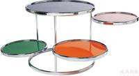 Столы и стулья Стол кофейный Vario Colore за 11900.0 руб