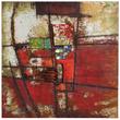 Картины, панно Картина Iron Redline 100x100см за 18000.0 руб