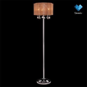 Светильники, бра, торшеры Eurosvet Китай 3155-3F_chrome за 5 300 руб