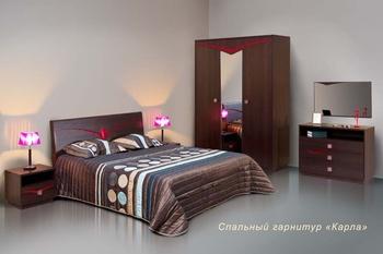 Спальни Спальня «Карла» за 37 910 руб