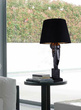Светильник настольный Puppe T2 BK, черный за 14100.0 руб
