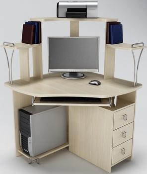 Компьютерные столы Фортуна-35 за 9 190 руб
