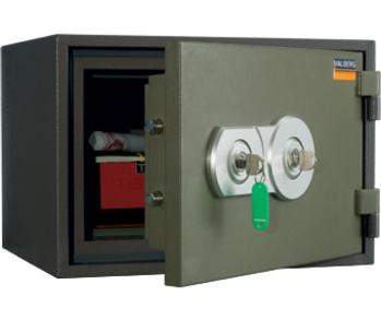 Сейфы и металлические шкафы Огнестойкий сейф - VALBERG FRS-30 KL за 5 050 руб