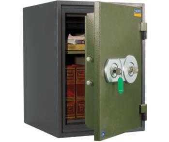 Сейфы и металлические шкафы Огнестойкий сейф - VALBERG FRS-49KL за 7 190 руб