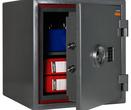 Сейф, сочетающий огнестойкость и устойчивость к взлому - VALBERG ГАРАНТ 46 EL за 20790.0 руб