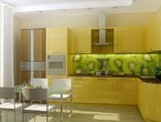 Мебель для кухни КУХОННЫЙ ГАРНИТУР АКРИЛ за 25000.0 руб