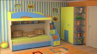 Комплект мебели ДЕТСКАЯ за 35000.0 руб