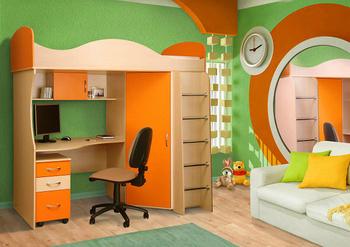 Комплект мебели ДЕТСКАЯ за 29 000 руб