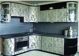 Мебель для кухни КУХОННЫЙ ГАРНИТУР МДФ ШЕЛК за 25000.0 руб