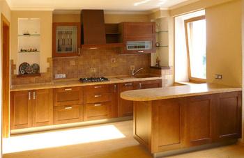 Кухонные гарнитуры Капри за 45 000 руб