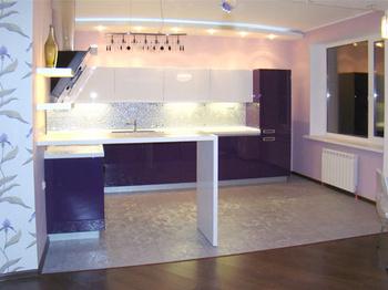 Кухонные гарнитуры Фэйт за 75 000 руб