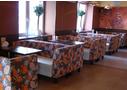 Мягкая мебель для кафе и ресторана Гольф