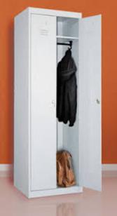 Сейфы и металлические шкафы Шкаф для одежды ШРМ-22 за 6 140 руб