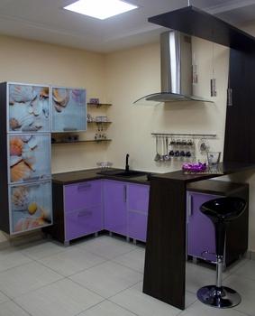 Кухонные гарнитуры Пластик за 20 000 руб