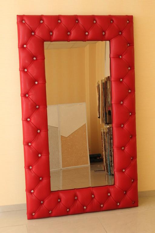 Рамка для зеркала каретная стяжка