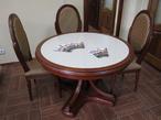 Столы и стулья Стол с камнем за 75000.0 руб