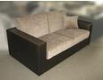 Диван-кровать с матрацем для ежедневного использования