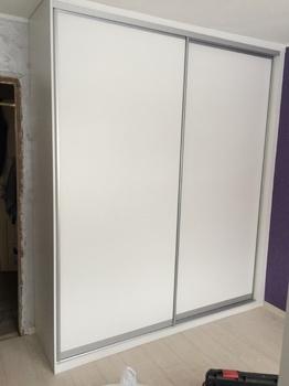 Встроенные шкафы-купе Шкаф купе стандарт за 12 000 руб