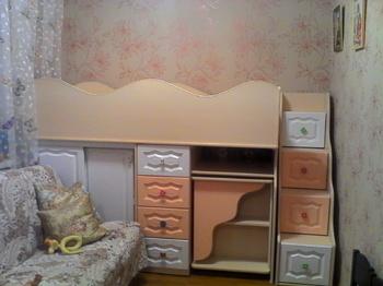 Комплект мебели Детский гарнитур для маленьких за 25 000 руб