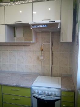 Кухонные гарнитуры кухня угловая с нотами лайма за 10 000 руб