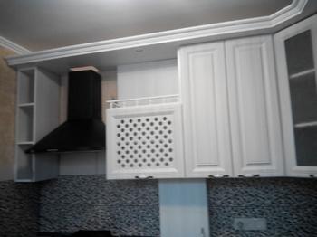 Кухонные гарнитуры кухня белоснежная за 13 000 руб
