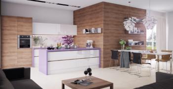 Кухонные гарнитуры Интего за 100 000 руб