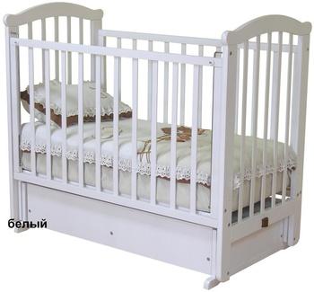 Кроватки для новорожденных Кроватка детская Ирина С625 , Можга за 17 210 руб