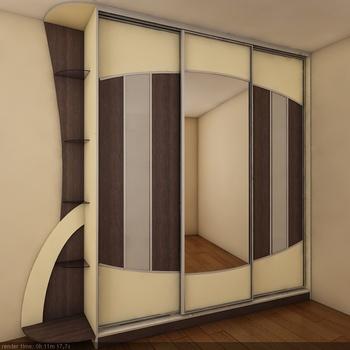 Встроенные шкафы-купе Шкаф-купе за 10 000 руб