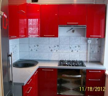 Кухонные гарнитуры Красный восток за 20 000 руб