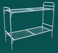 Мебель для гостиниц Кровать металлическая двухярусная за 3800.0 руб