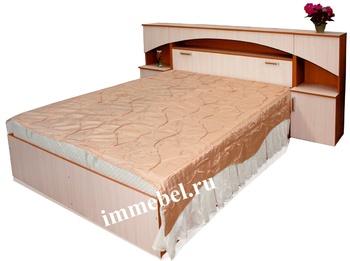Кровати Кровать с тумбочками за 9 050 руб