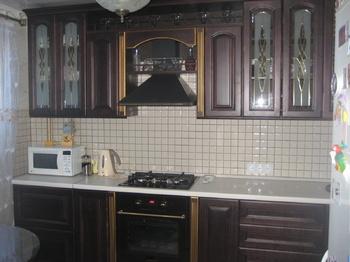 Кухонные гарнитуры Кухня из массива березы за 19 000 руб