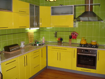 Кухонные гарнитуры Кухня (МДФ) за 12 000 руб