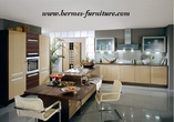 Кухнz классического дизайна с фасадами из МДФ, ПВХ за 9500.0 руб
