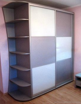 Корпусные шкафы-купе Шкаф-купе за 12 000 руб