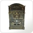Ящик почтовый LB (античный бронзовый) за 1750.0 руб